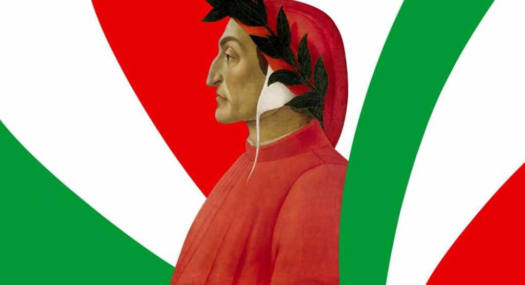 Perché Dante è padre e madre della lingua italiana