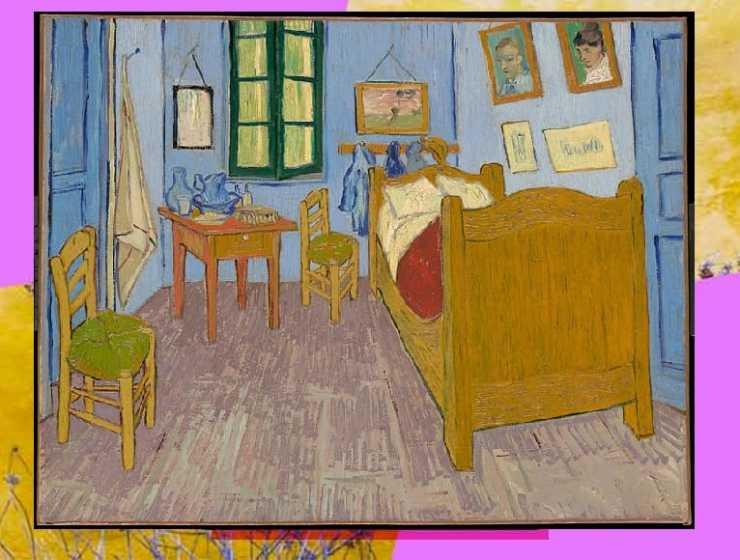 La camera di Vincent ad Arles, i segreti della stanza più famosa dell'arte