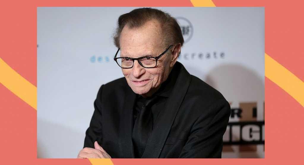 Morto il conduttore televisivo americano Larry King
