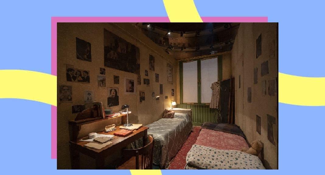 """""""Anne Frank. La stanza"""", arriva il sequel di """"Anne Frank. Vite parallele"""""""