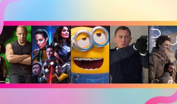 I film più attesi in uscita nel 2021