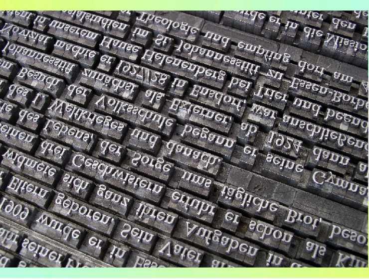 Times New Roman, Helvetica e Arial: storia dei font più usati al mondo