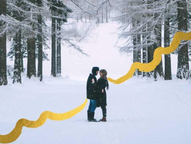 Giardino d'Inverno, una poesia sulla crescita e la cura di un grande amore