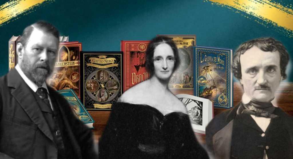 """Edgar Allan Poe, H. P. Lovecraft e i principali """"maestri del fantastico"""""""