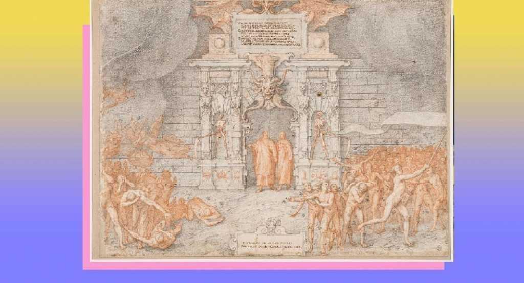 """""""A riveder le stelle"""", la mostra virtuale degli Uffizi che celebra Dante"""