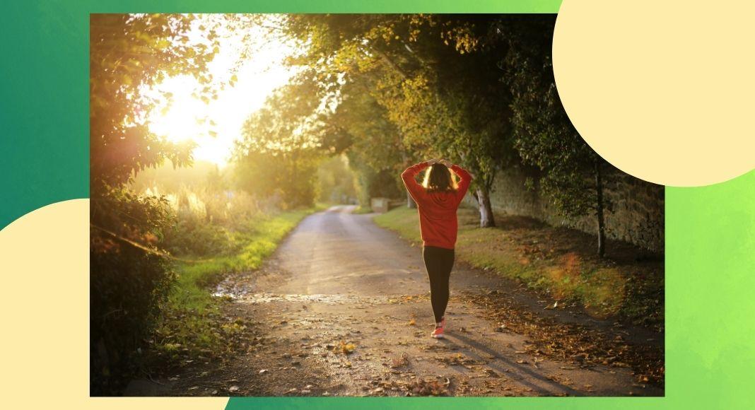 Camminare all'aperto, l'azione scontata che ora impariamo ad apprezzare