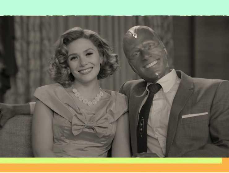 Wandavision, sitcom e fantascienza nella nuova serie tv su Disney Plus