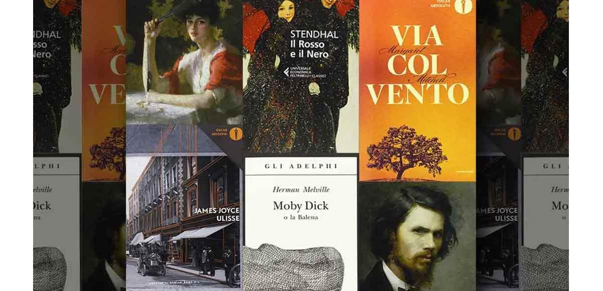 I 19 libri che tutti hanno intenzione di leggere ma che nessuno mai comincia
