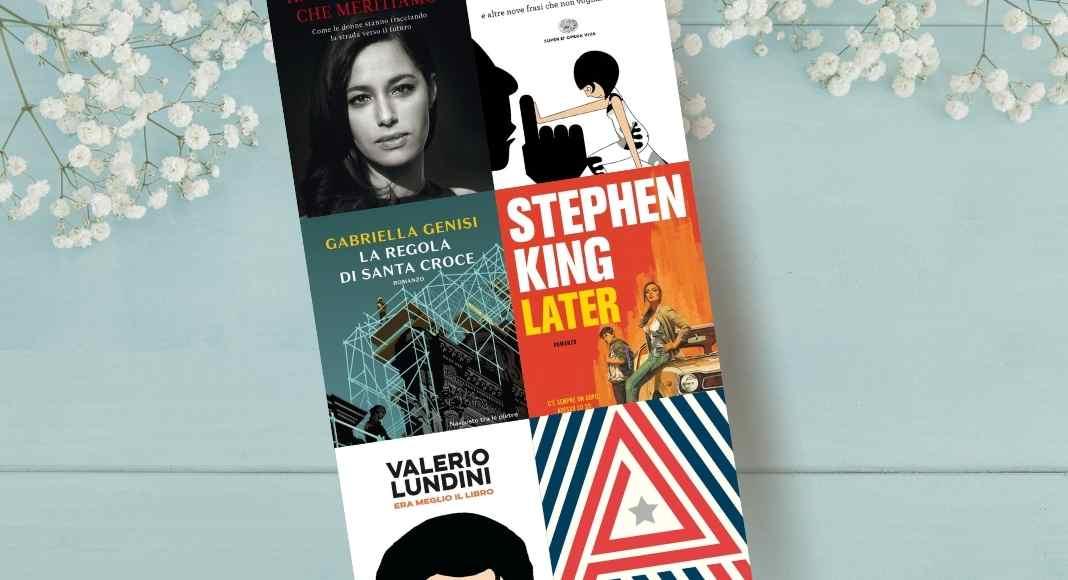 I migliori libri in uscita a Marzo 2021