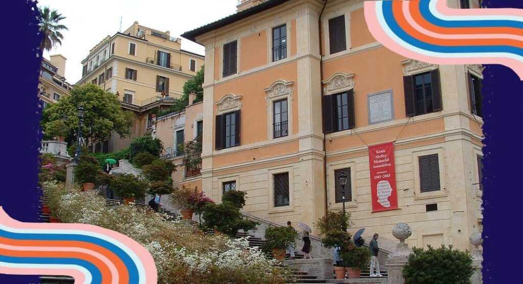 Perché il poeta John Keats era tanto legato alla città di Roma
