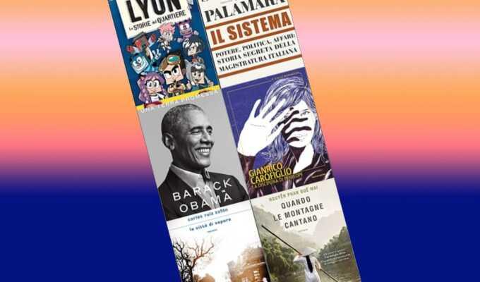 La classifica dei libri più venduti della settimana, Lyon Gamer primo