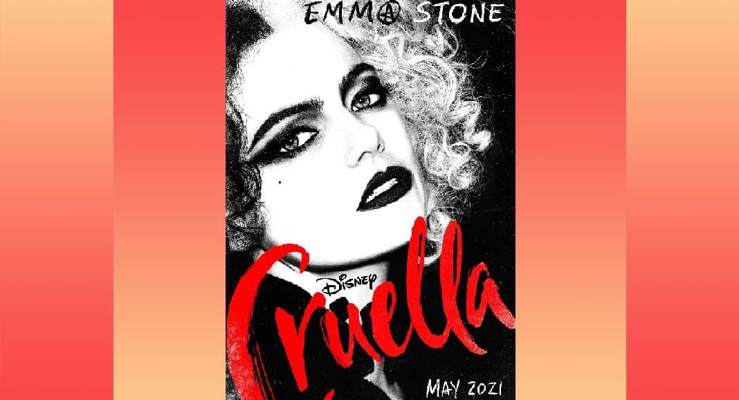 Emma Stone è Crudelia De Mon nel nuovo film Disney