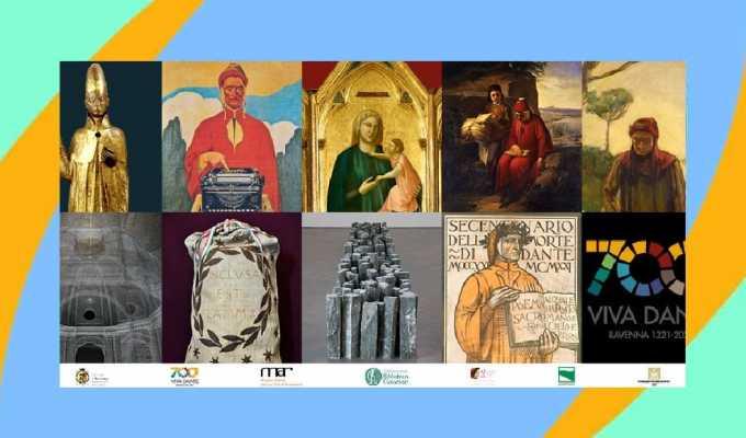 Dante, a Ravenna i virtual tour che celebrano il Sommo Poeta