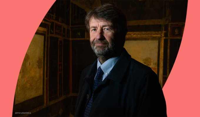 Dario Franceschini confermato ministro della Cultura