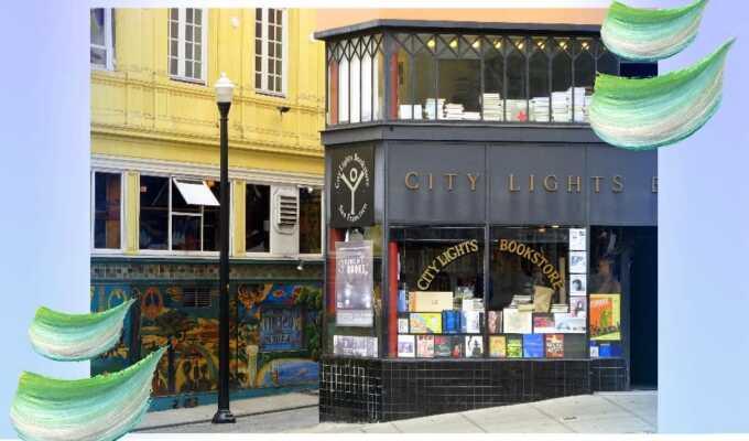 City Lights, storia della libreria fondata da Lawrence Ferlinghetti