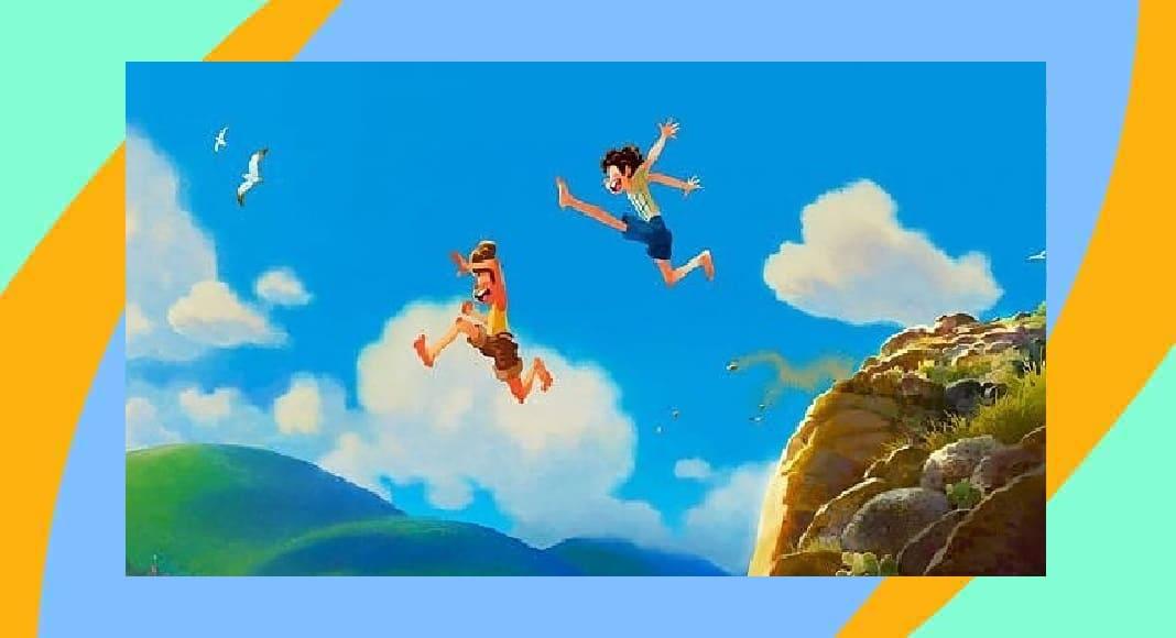 """""""Luca"""", il film di animazione Pixar ambientato il Liguria"""