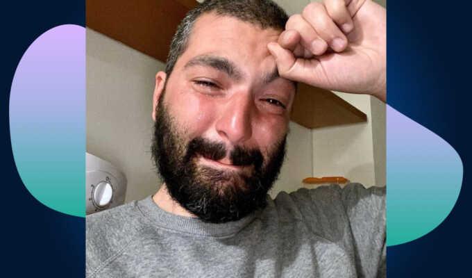 Insulti omofobi, lo sfogo sui social dello scrittore Pierpaolo Mandetta