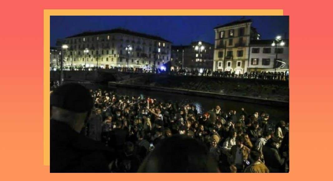 Movida a Milano, perché errare è umano ma perseverare è diabolico
