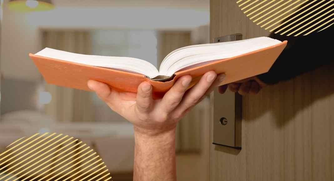 Servizio in camera di libri: arriva l'hotel con il Book Butler