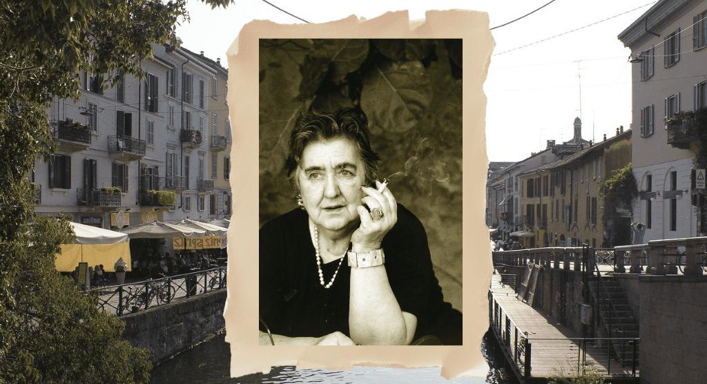 """""""I versi sono polvere chiusa"""", la poesia d'amore di Alda Merini"""