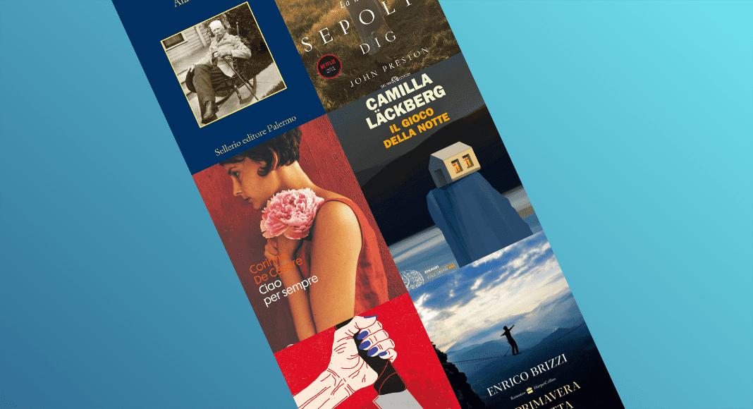 I libri in uscita e le migliori novità nel mese di Aprile 2021