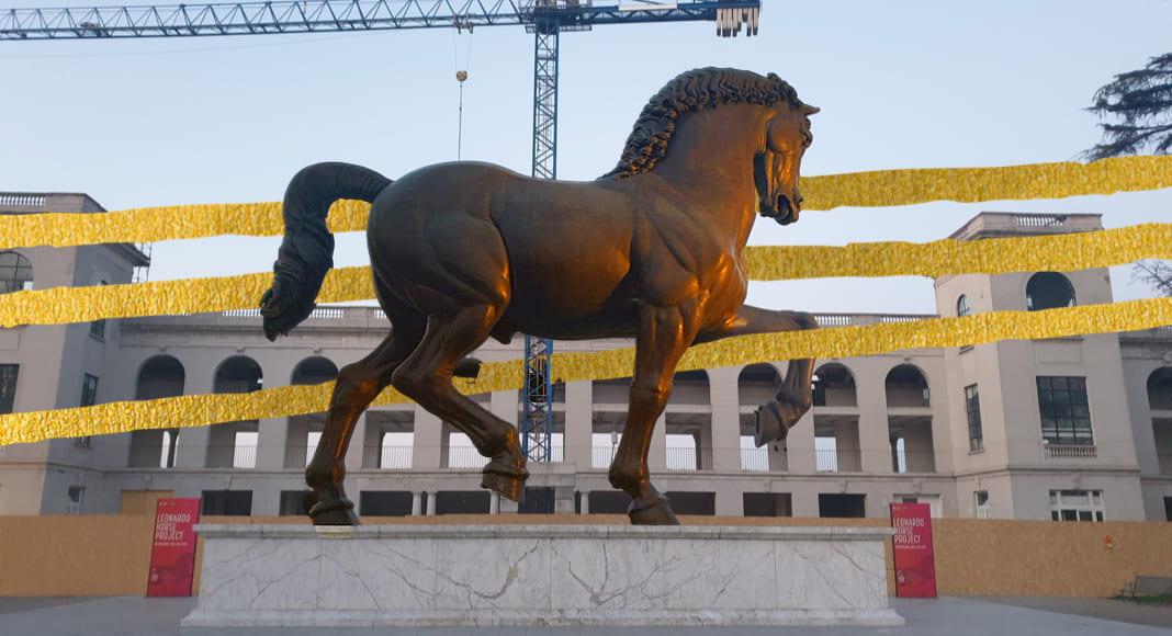 Il Cavallo di Leonardo, storia dell'opera incompiuta del genio universale