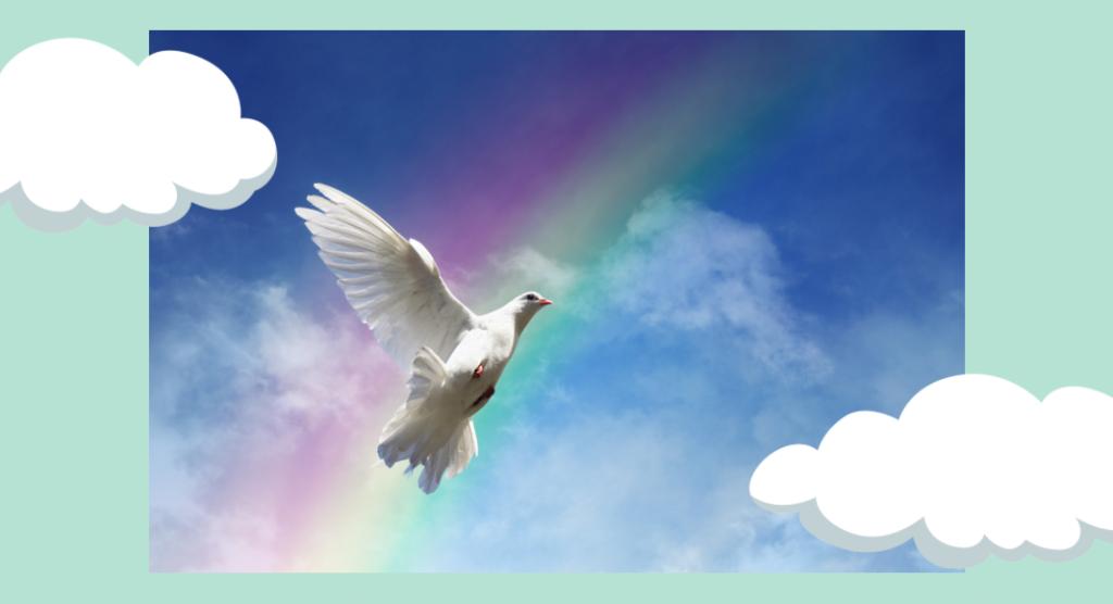 """""""La pace"""" di Li Tien Min, una poesia per riscoprire questa sensazione"""