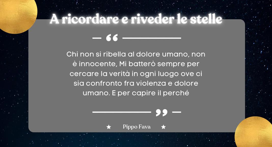 Pippo Fava, storia dello scrittore-giornalista siciliano ucciso da Cosa nostra