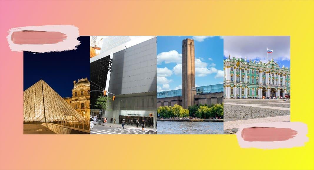 I 10 musei del mondo più instagrammabili di sempre