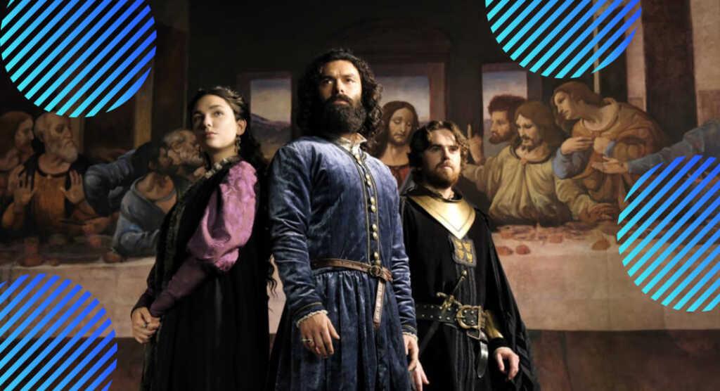 Leonardo, il giudizio dei critici d'arte Sgarbi e Nannipieri sulla fiction