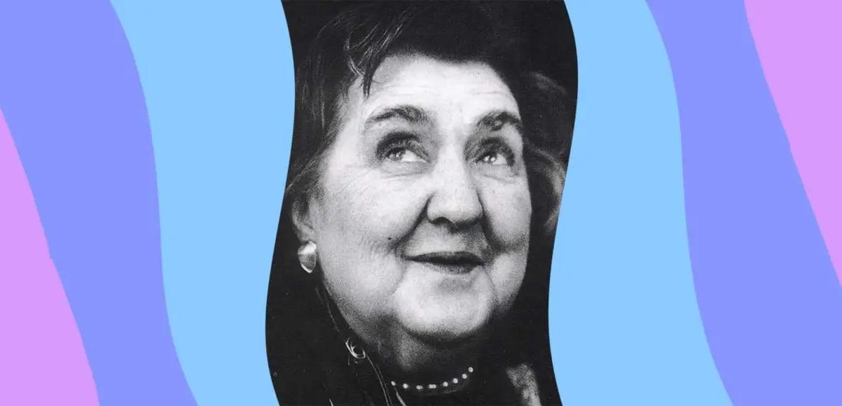 """""""Sorridi"""" di Alda Merini, una poesia sull'importanza di sorridere anche nelle difficoltà"""
