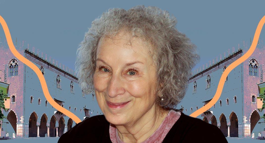 """Margaret Atwood, """"La scrittura è una voce che viaggia nel tempo"""""""