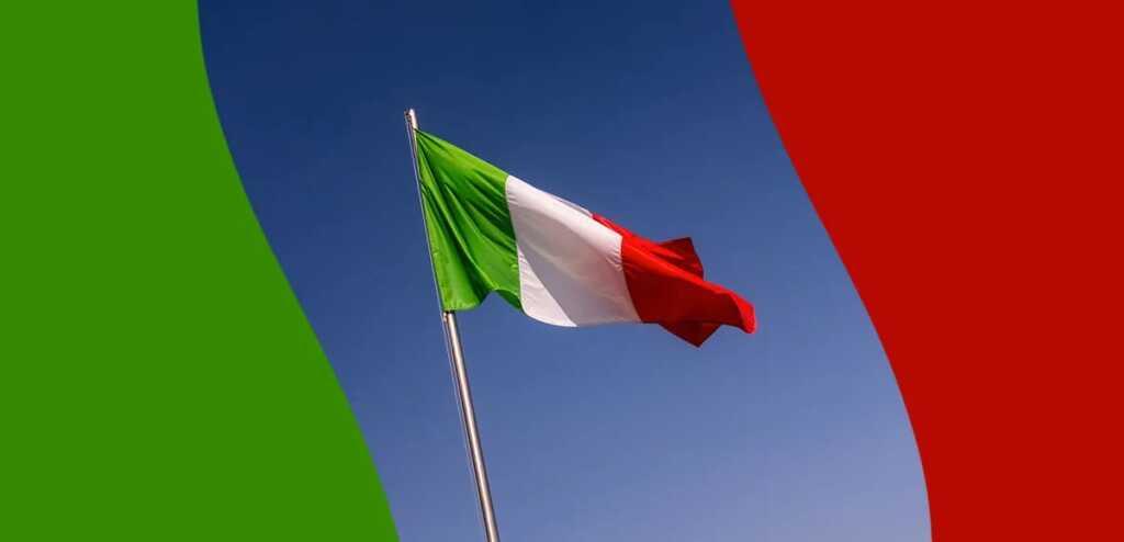 Perché la bandiera italiana è verde, bianca e rossa