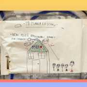 Francesca Barra e la protesta dei bambini contro la Dad censurata dal rettore
