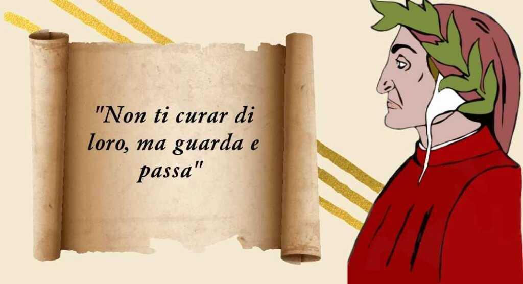 """Dante, l'origine dell'espressione """"Non ti curar di lor, ma guarda e passa"""""""