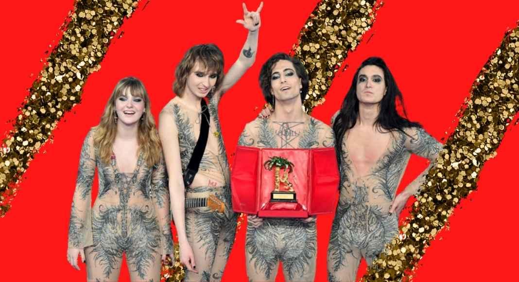 La voce dei ventenni diventa Rock: i Maneskin vincono Sanremo 2021