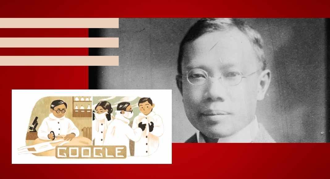 Wu Lien-teh: oggi Google dedica il doodle all'inventore della mascherina