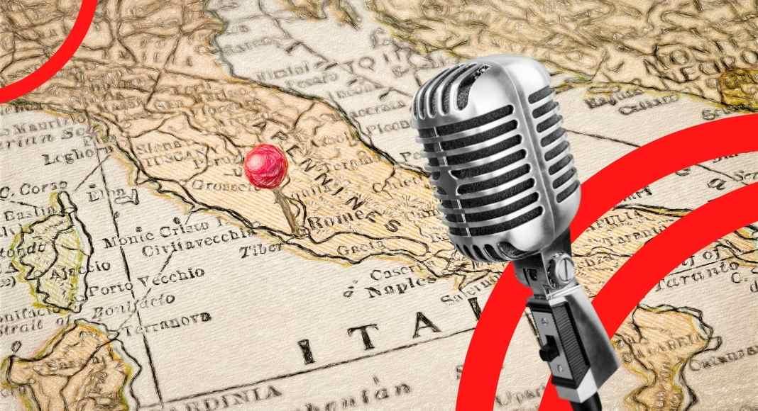 La musica e i luoghi dell'Italia: ecco il nuovo podcast per scoprirli