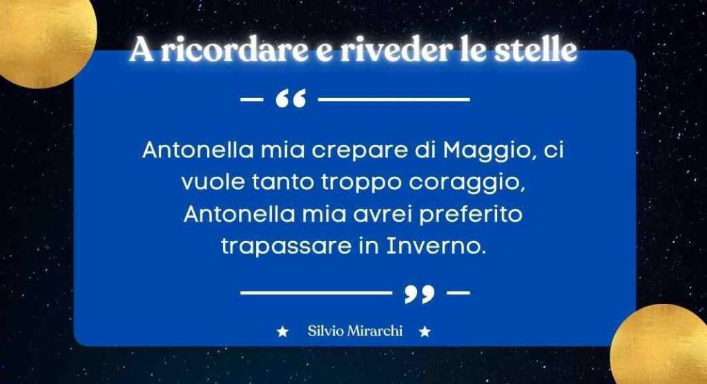 Silvio Mirarchi, storia del Maresciallo martire di giustizia