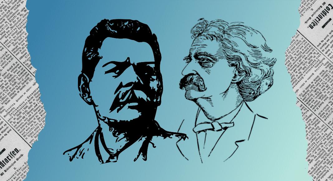 La-breve-amicizia-nata-tra-gli-scrittori-Maxim-Gorki-e-Mark-Twain