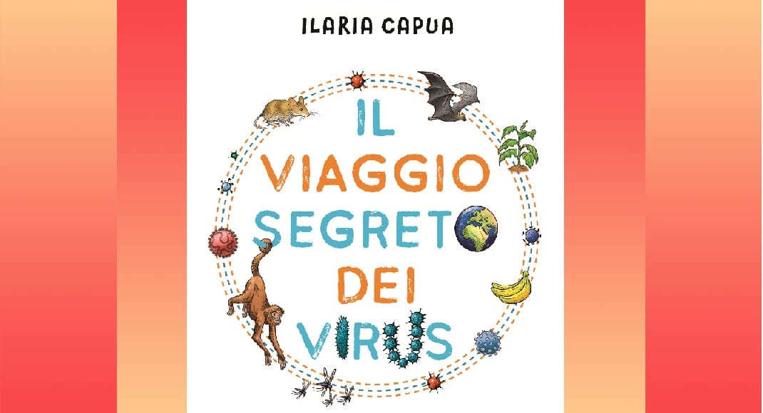 Ilaria Capua spiega ai ragazzi come vincere la paura del virus