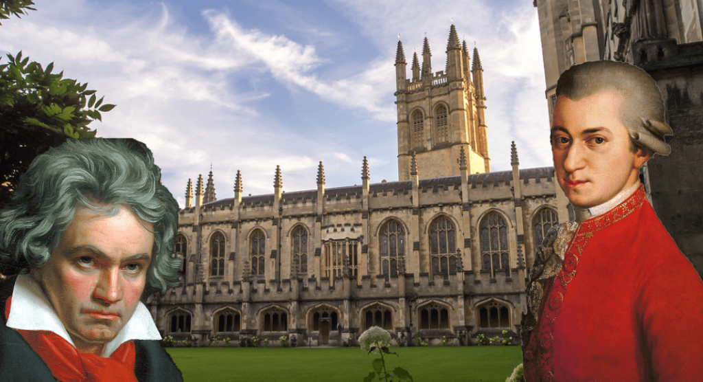 """""""Oxford vuole censurare Mozart e Beethoven"""", la notizia in realtà è una bufala"""