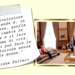 Il caso della sedia mancante per Ursula Von der Leyen e il ruolo delle donne