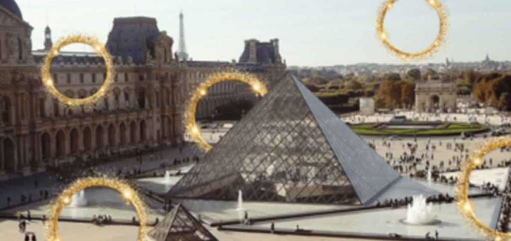 Collezione Louvre 1201 x 568