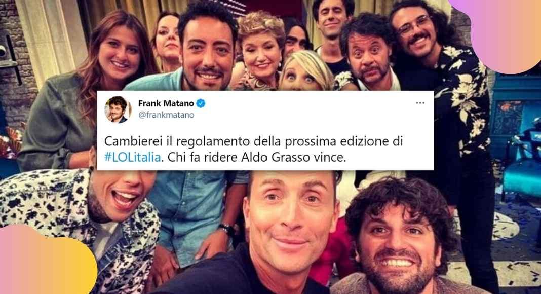 """Aldo Grasso contro LOL: """"Non fa ridere"""". Ma i concorrenti rispondono"""