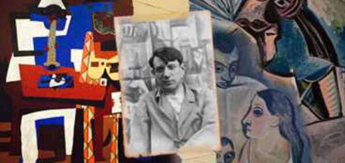 Pablo Picasso 1201 x 568
