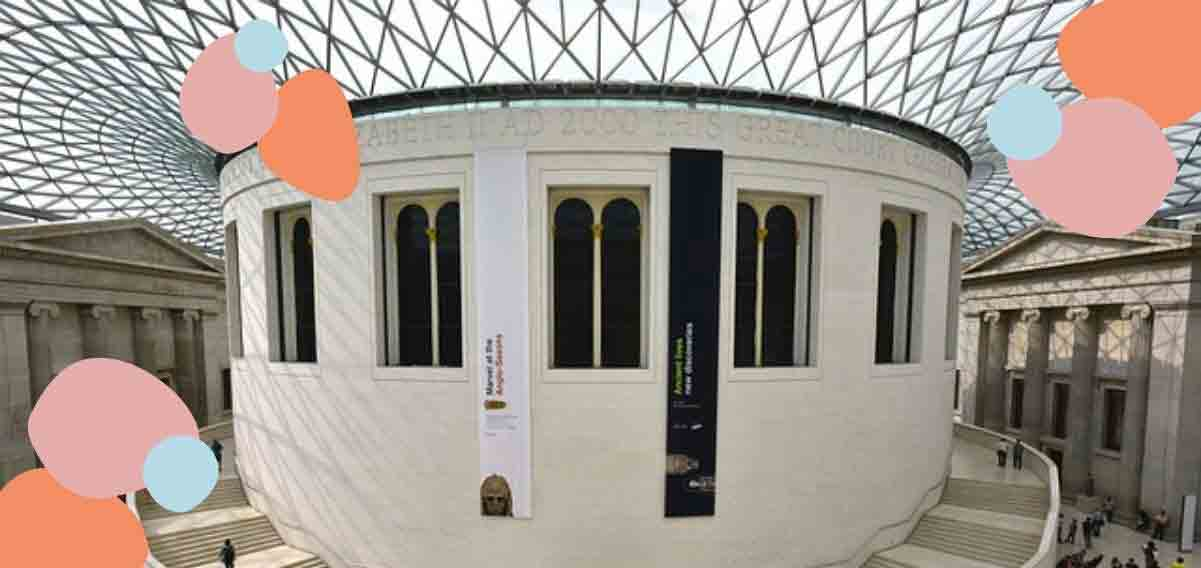British Museum, tour virtuale gratuito per scoprirne i tesori
