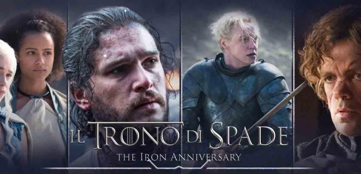 Il Trono di Spade, su Sky un canale dedicato per celebrare la serie tv