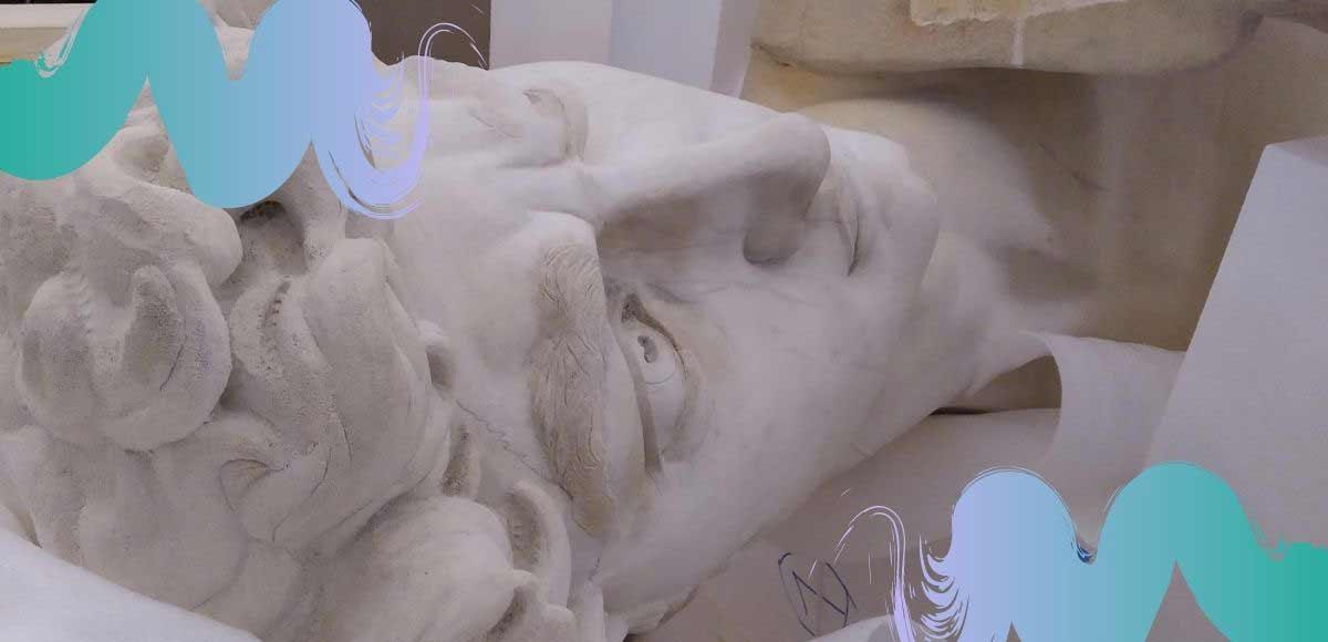 La gemella del David di Michelangelo a Expo-Dubai