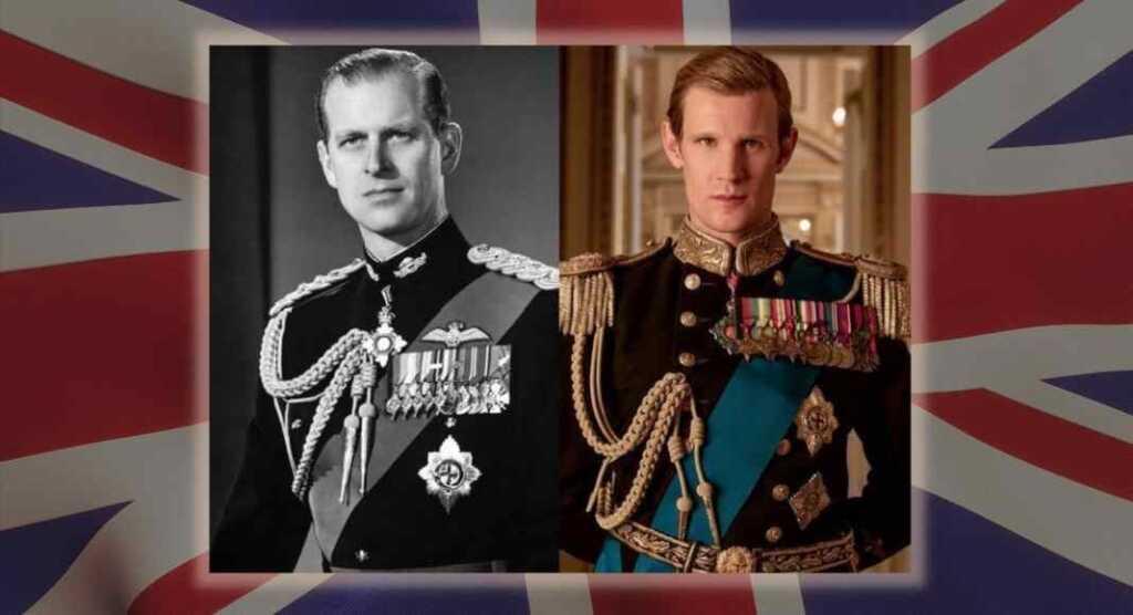 """Il principe Filippo raccontato attraverso la serie tv """"The crown"""""""